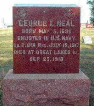 NEAL, GEORGE LESTER - Marion County, Iowa | GEORGE LESTER NEAL