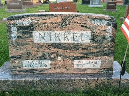 NIKKEL, WILLIAM - Marion County, Iowa | WILLIAM NIKKEL