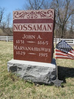 NOSSAMAN, MARVANA - Marion County, Iowa | MARVANA NOSSAMAN