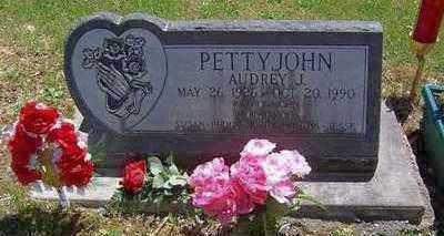 PETTYJOHN, AUDREY J. - Marion County, Iowa | AUDREY J. PETTYJOHN