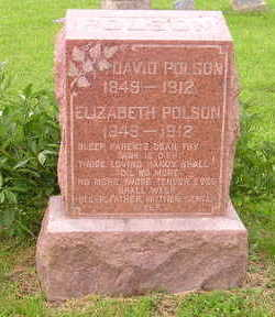 POLSON, DAVID - Marion County, Iowa | DAVID POLSON