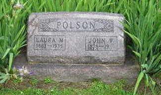 POLSON, LAURA M. - Marion County, Iowa | LAURA M. POLSON