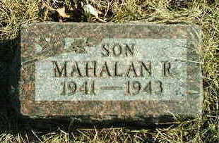 PUGH, MAHALON - Marion County, Iowa | MAHALON PUGH