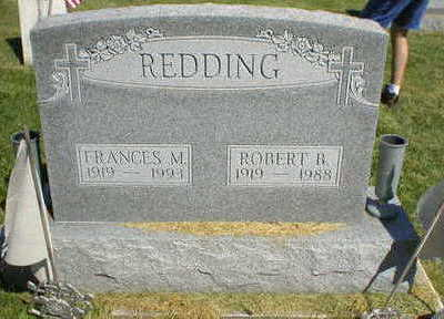 REDDING, ROBERT B. - Marion County, Iowa | ROBERT B. REDDING