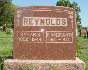 REYNOLDS, FERNANDO - Marion County, Iowa | FERNANDO REYNOLDS