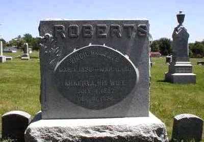 ROBERTS, MINERVA - Marion County, Iowa | MINERVA ROBERTS