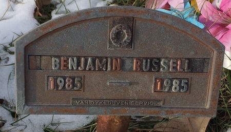 RUSSEL, BENJAMIN - Marion County, Iowa | BENJAMIN RUSSEL
