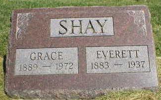 SHAY, GRACE - Marion County, Iowa | GRACE SHAY