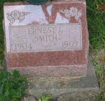 SMITH, ERNEST L. - Marion County, Iowa | ERNEST L. SMITH