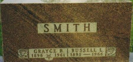 SMITH, GRAYCE B. - Marion County, Iowa | GRAYCE B. SMITH