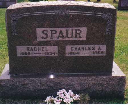 SPAUR, RACHEL - Marion County, Iowa | RACHEL SPAUR
