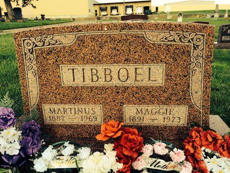TIBBOEL, MARTINUS - Marion County, Iowa | MARTINUS TIBBOEL
