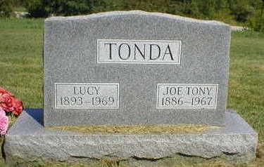 TONDA, LUCY - Marion County, Iowa | LUCY TONDA