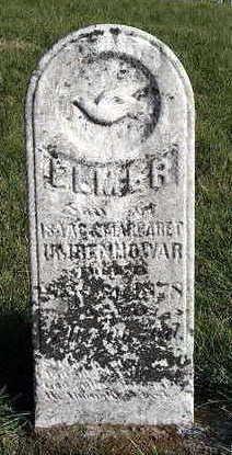 UMBENHOWAR, ELMER - Marion County, Iowa   ELMER UMBENHOWAR