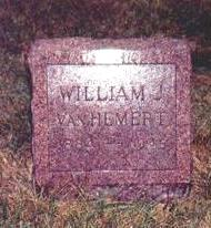 VAN HEMERT, WILLIAM J - Marion County, Iowa | WILLIAM J VAN HEMERT