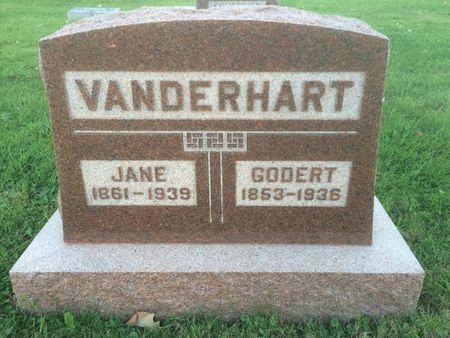 VANDER HART, JANE - Marion County, Iowa | JANE VANDER HART