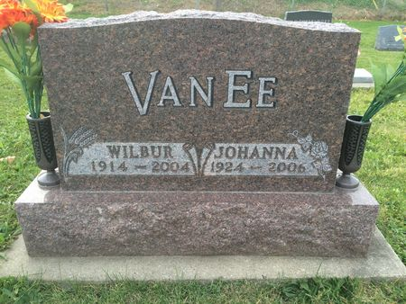 VAN EE, WILBUR - Marion County, Iowa | WILBUR VAN EE