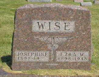 WISE, EZRA - Marion County, Iowa | EZRA WISE