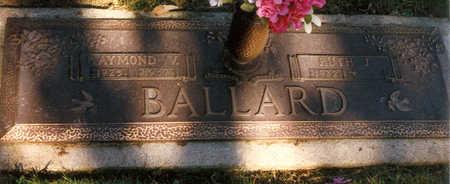 BALLARD, RAYMOND V. - Marshall County, Iowa | RAYMOND V. BALLARD