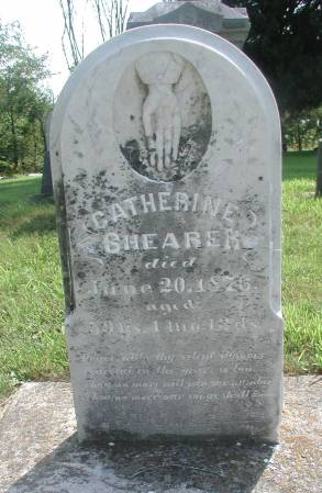 SHEARER, CATHERINE - Marshall County, Iowa | CATHERINE SHEARER