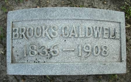 CALDWELL, BROOKS - Marshall County, Iowa | BROOKS CALDWELL