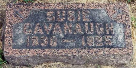 CAVANAUGH, SUSIE - Marshall County, Iowa   SUSIE CAVANAUGH