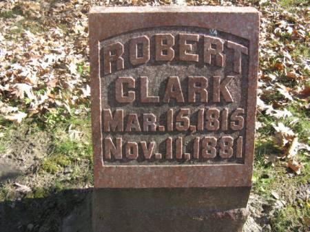 CLARK, ROBERT - Marshall County, Iowa | ROBERT CLARK