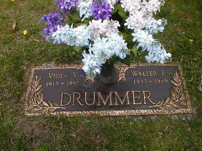 WEIG DRUMMER, VIOLA - Marshall County, Iowa | VIOLA WEIG DRUMMER