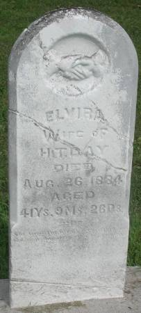 DAY, ELVIRA FAWCETT - Marshall County, Iowa | ELVIRA FAWCETT DAY
