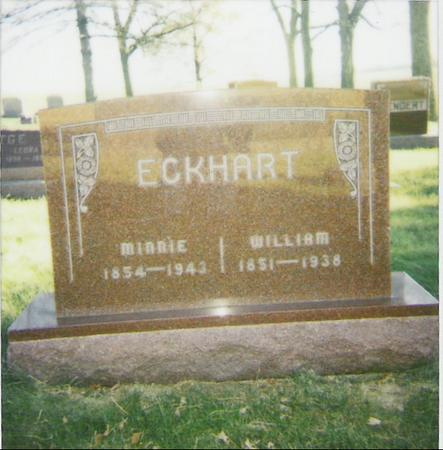 ECKHART, WILLIAM - Marshall County, Iowa | WILLIAM ECKHART