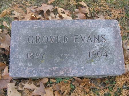 EVANS, GROVER - Marshall County, Iowa | GROVER EVANS