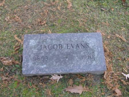 EVANS, JACOB - Marshall County, Iowa | JACOB EVANS