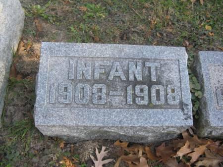 FRELAND, INFANT - Marshall County, Iowa | INFANT FRELAND