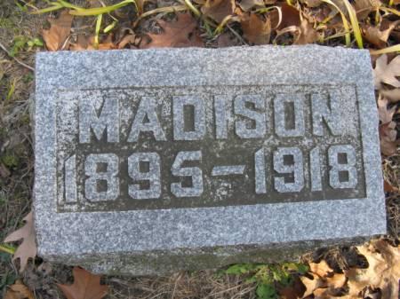 FRELAND, MADISON - Marshall County, Iowa | MADISON FRELAND