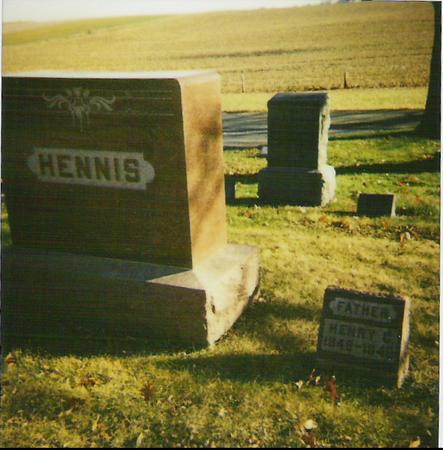 HENNIS, HENRY C. - Marshall County, Iowa | HENRY C. HENNIS