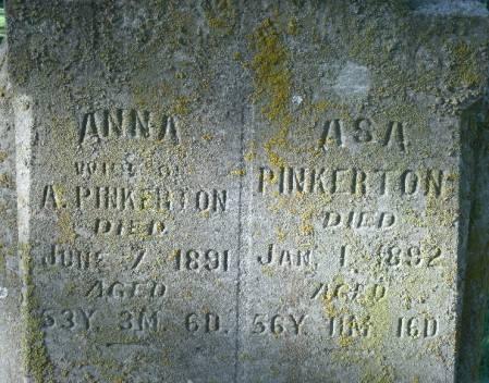 PINKERTON, ASA - Marshall County, Iowa | ASA PINKERTON
