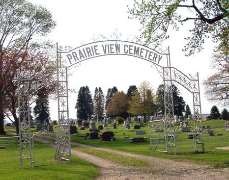 PRAIRIE VIEW, CEMETERY - Marshall County, Iowa | CEMETERY PRAIRIE VIEW