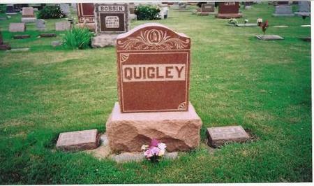 QUIGLEY, GEORGE & ALICE E. - Marshall County, Iowa | GEORGE & ALICE E. QUIGLEY