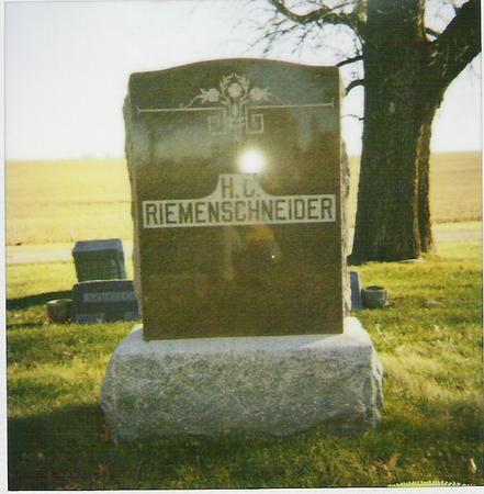 REIMENSCHNEIDER, HANNAH - Marshall County, Iowa | HANNAH REIMENSCHNEIDER