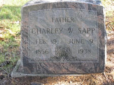 SAPP, CHARLEY W - Marshall County, Iowa | CHARLEY W SAPP