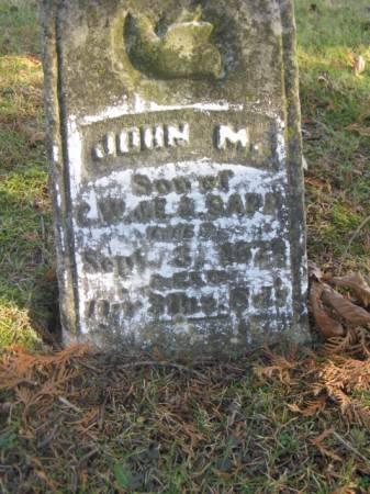 SAPP, JOHN - Marshall County, Iowa | JOHN SAPP