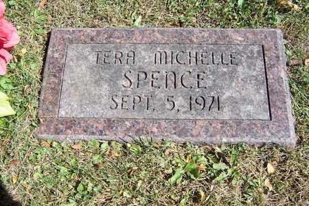 SPENCE, TERA - Marshall County, Iowa | TERA SPENCE