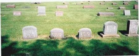 VINJE, INGEBOR D.; MONS K.; ELLEN - Marshall County, Iowa | INGEBOR D.; MONS K.; ELLEN VINJE