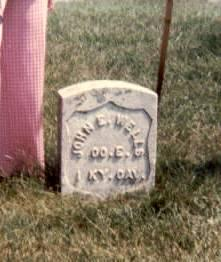 WELLS, JOHN EDWARD - Marshall County, Iowa   JOHN EDWARD WELLS