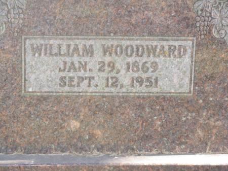 WOODWARD, WILLIAM - Marshall County, Iowa | WILLIAM WOODWARD