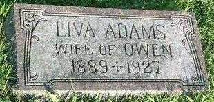 ADAMS, LIVA - Mills County, Iowa | LIVA ADAMS