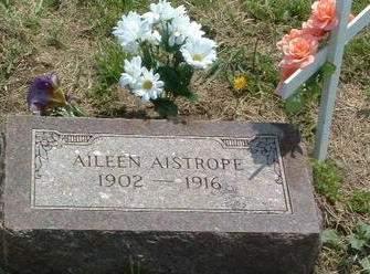 AISTROPE, AILEEN - Mills County, Iowa | AILEEN AISTROPE
