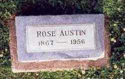 PLUMB AUSTIN, ROSE - Mills County, Iowa | ROSE PLUMB AUSTIN