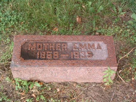 BADA, EMMA - Mills County, Iowa | EMMA BADA