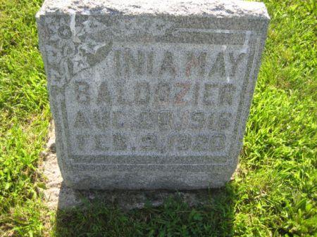 BALDOZIER, INIA MAY - Mills County, Iowa | INIA MAY BALDOZIER
